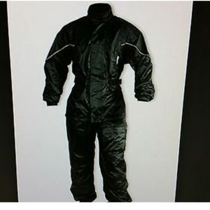 New Unisex Milwaukee Motorcycle Rainsuit Medium